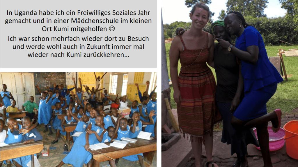 anna tannen in uganda