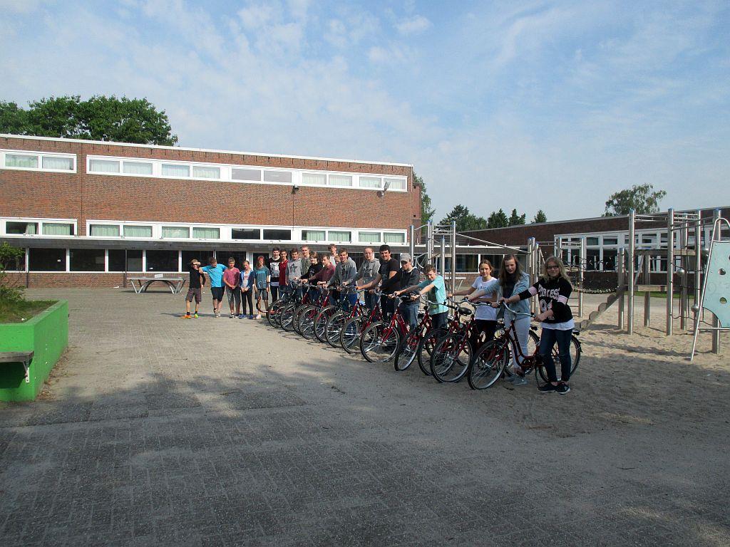 igs zetel fahrräder für die schule