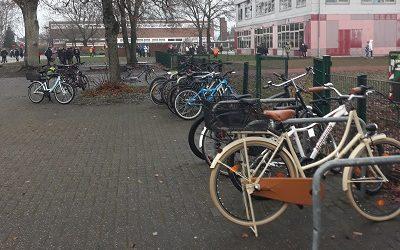 Fahrradkontrolle IGS Zetel